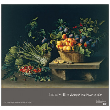 Poster Louisse Moillon: Still Life with Fruit