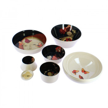 Yuan Ibride x Thyssen Ming Muse stacktable tableware