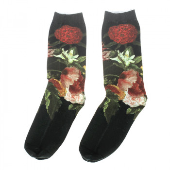 Jacques Linard's Flowers Socks