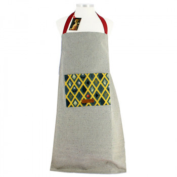 peSeta Giovanna Apron (Pattern in pocket model)
