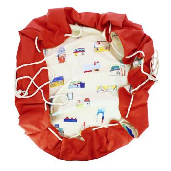 Schiele rug/ play bag