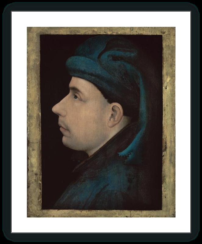 Posthumous Portrait of Wenceslas of Luxembourg, Duke of Brabant
