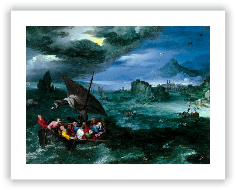 Christ in the storm on the sea of galilee publicscrutiny Choice Image