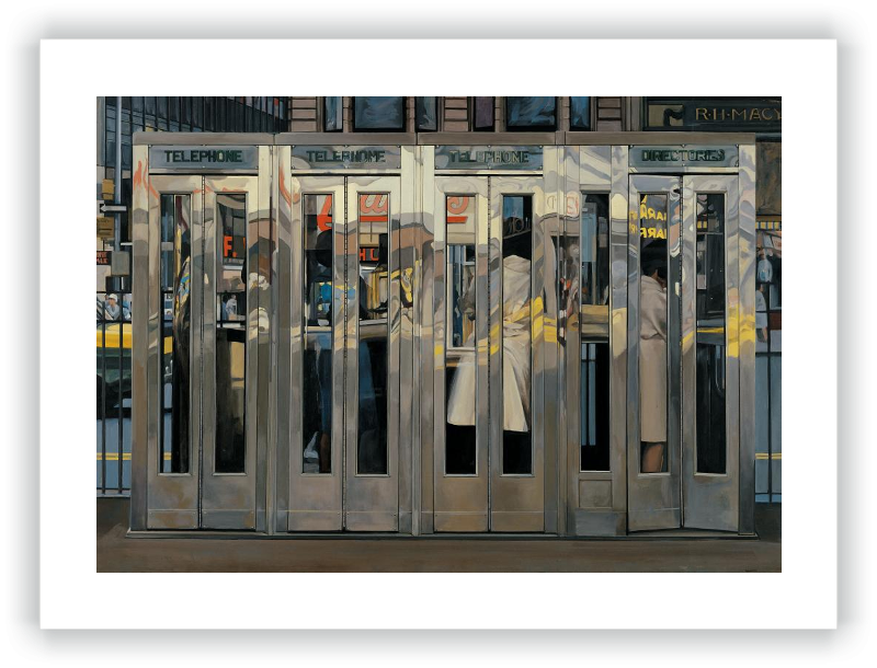 Cabinas telefónicas