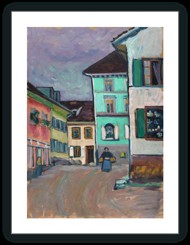 Johannisstrasse, Murnau
