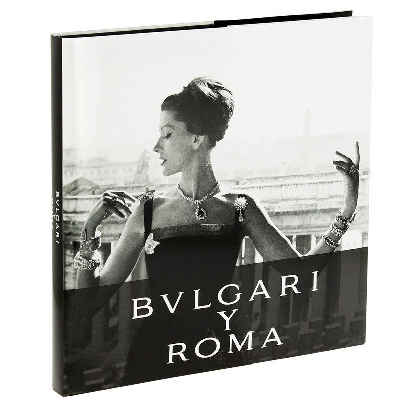 Catalogue for the Bulgari & Rome exhibition (English & Spanish)
