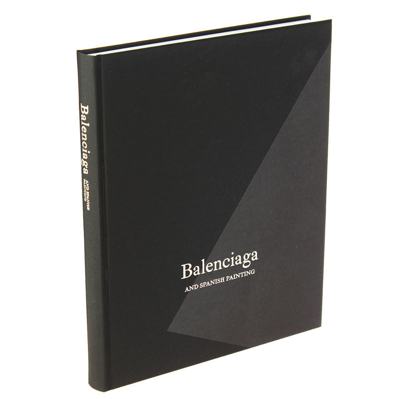 Balenciaga and Spanish Painting. Exhibition catalog (English language edition)