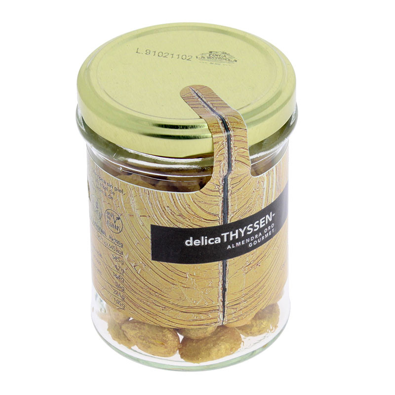 Gold Almonds. 90 g