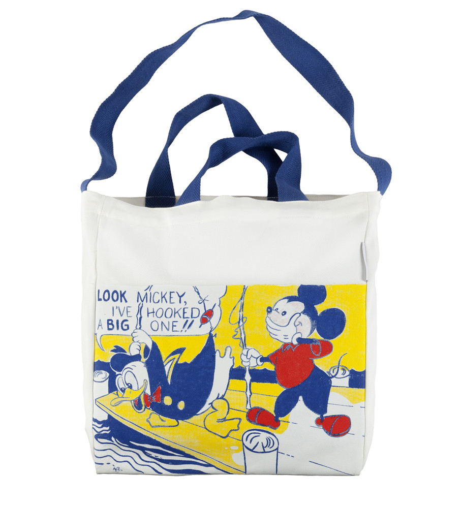 Tote Bag Lichtenstein