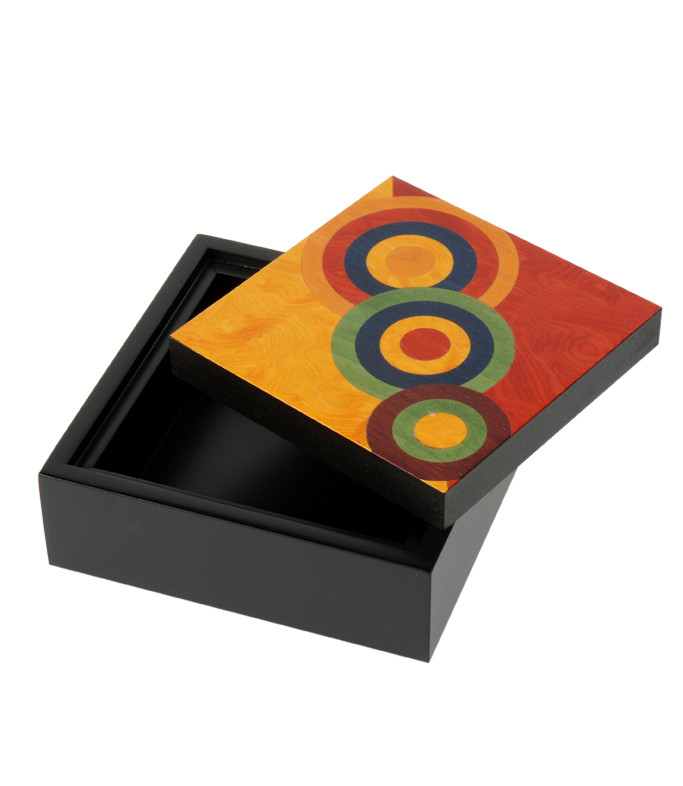 Wooden Box Robert Delaunay