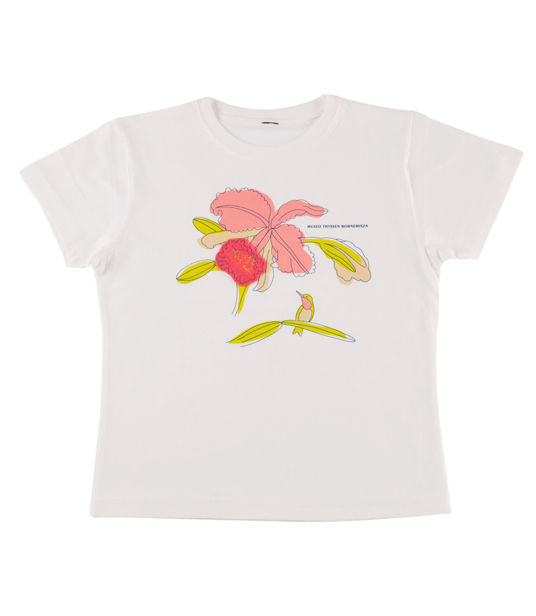 T-shirt Orchid (Size 11-12 y.)