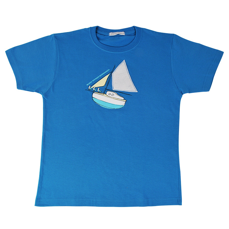 Kids T-shirt McKeen by Hopper