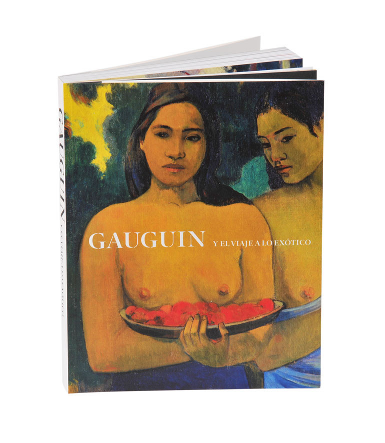 Catalogue Gauguin and the Voyage to the Exotic