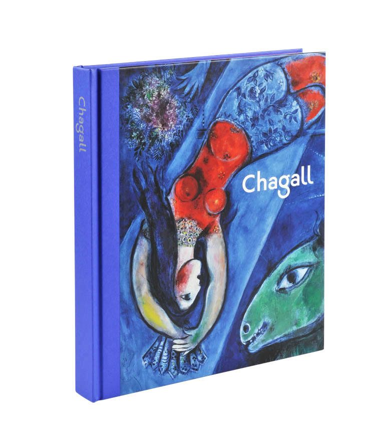 Catalogue of the exhibition Chagall
