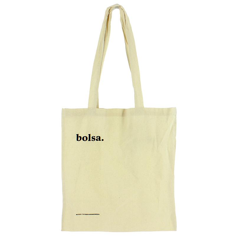 Cotton bag Bolsa.