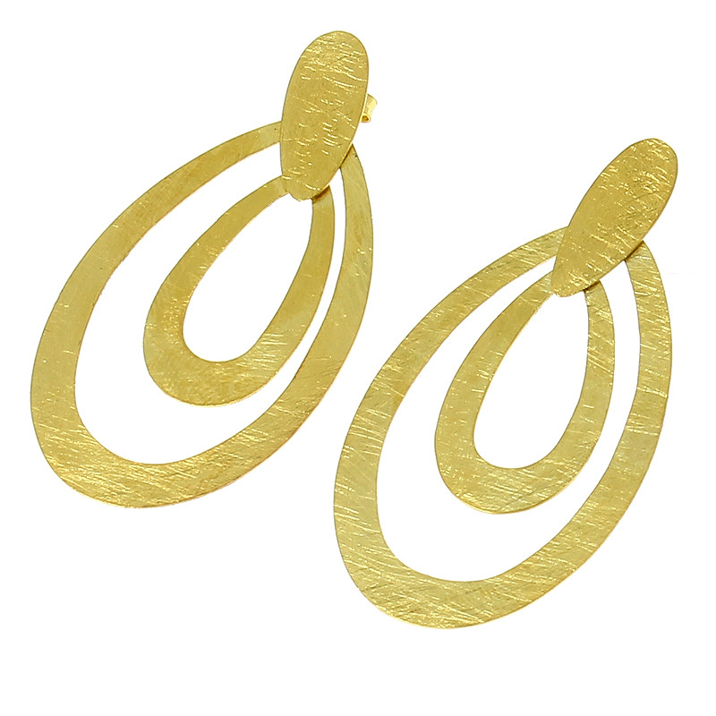 Juan Gris Earrings