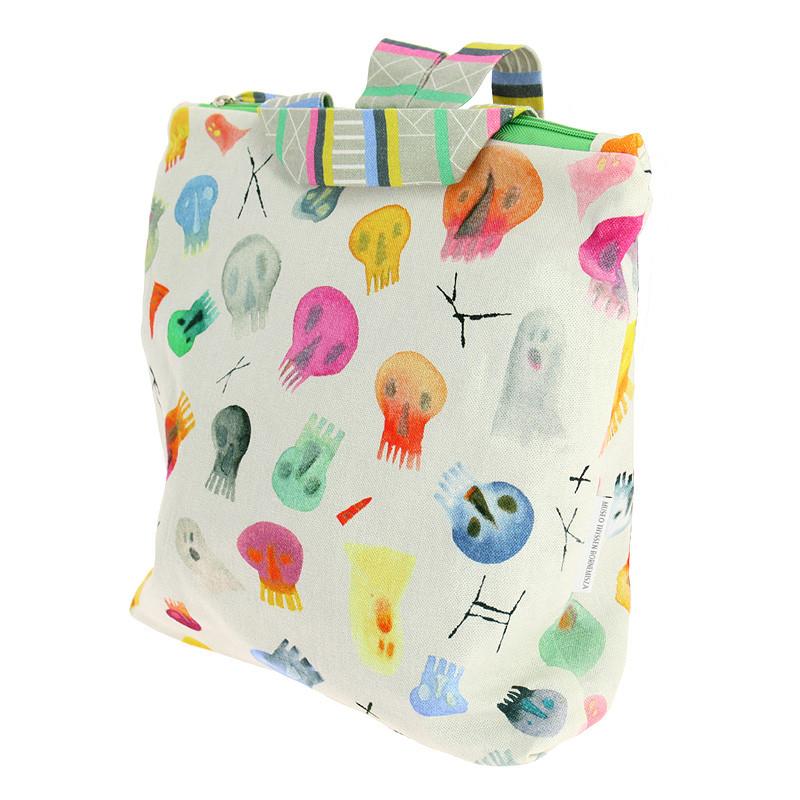 Kids Backpack Willem de Kooning's Abstraction
