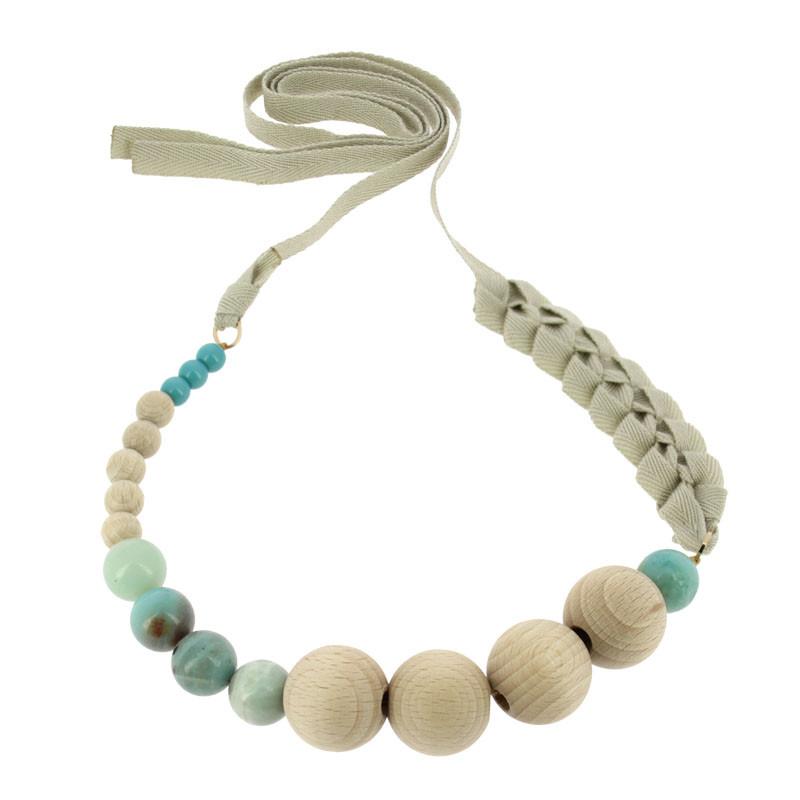 Monet/Boudin Large Balls Necklace