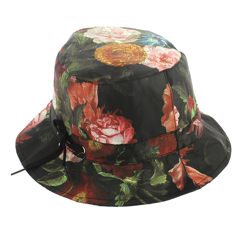Jacques Linard's Flowers Rain Hat