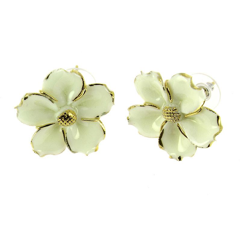 van der Ast Petunia Earrings by Andrés Gallardo