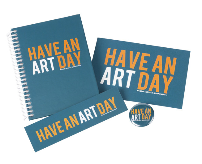 Kit Have an Art Day