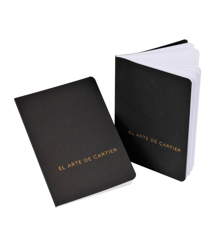 Notebook The Art of Cartier