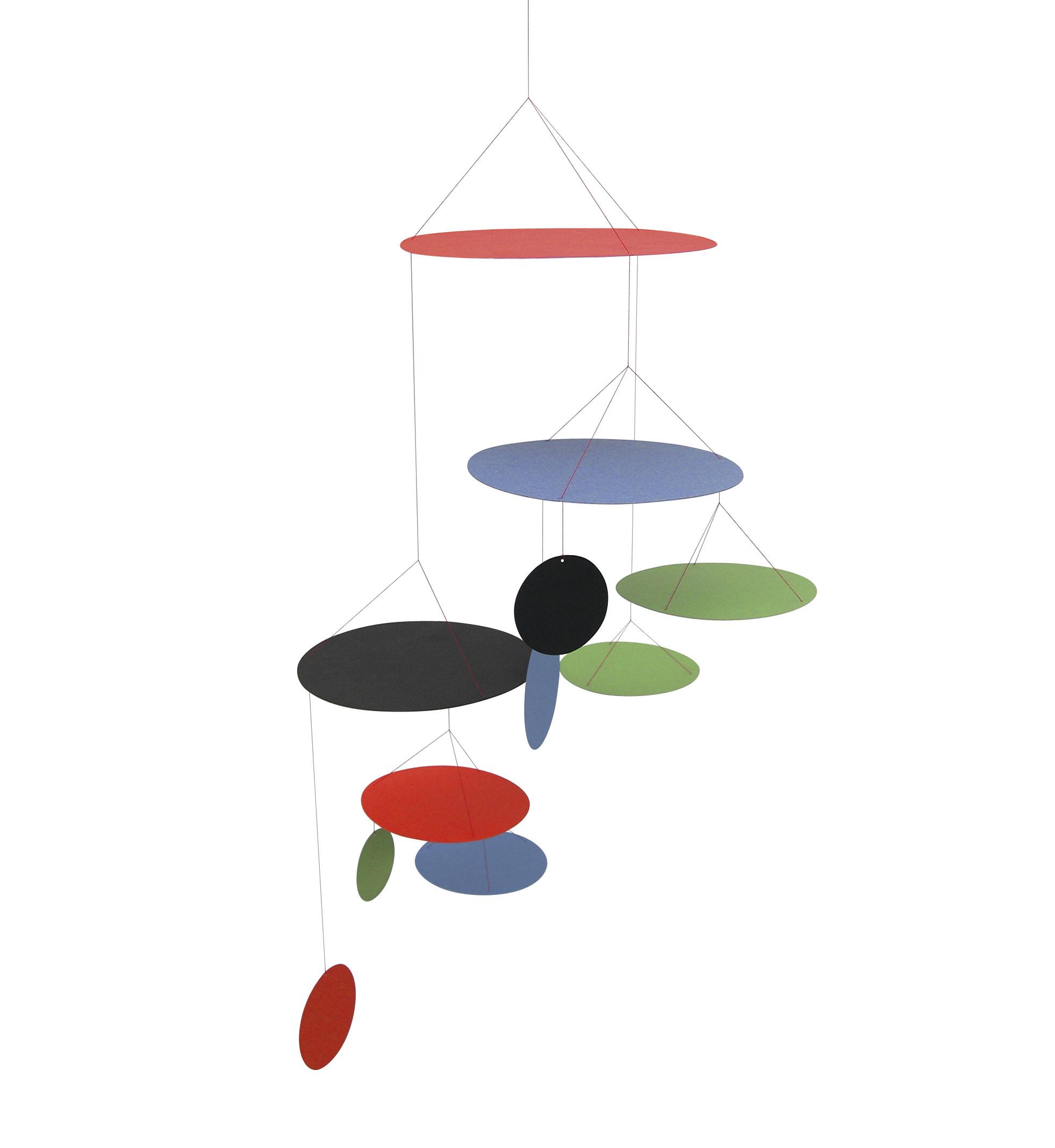 Mobile UFO colours