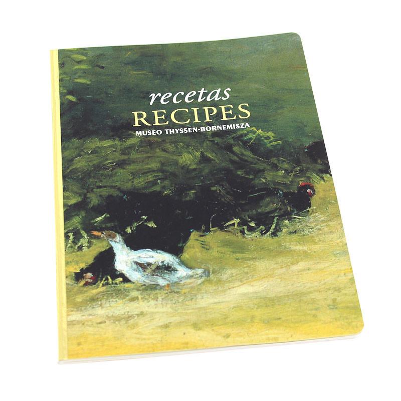 Libreta de recetas. Gauguin Gallinero