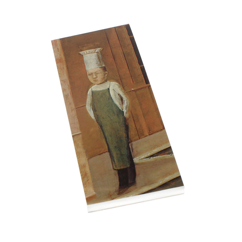 The Street Shopping List by Balthus