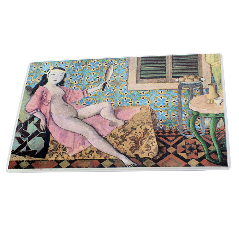 Turkish Room Little Mouse Pad by Balthus