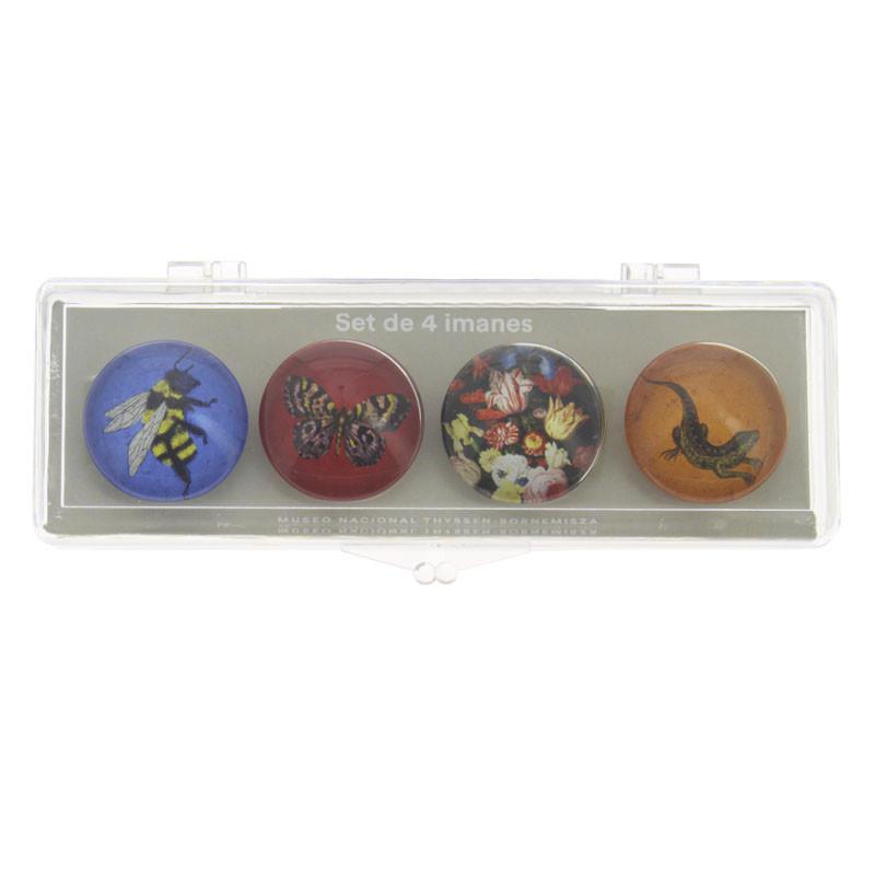 Magnets Set of Chinese Vase