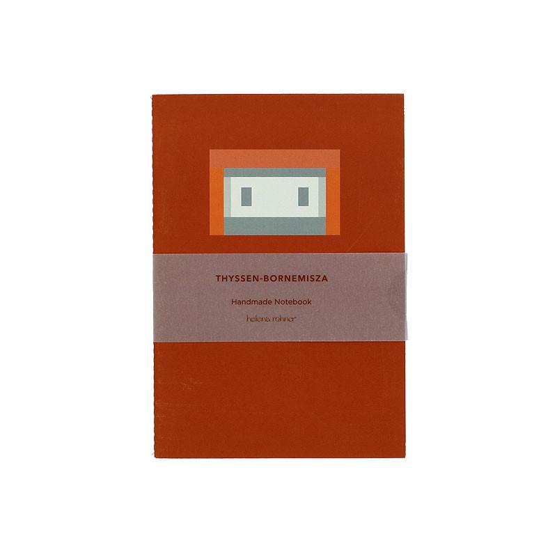 Albers-Helena Rohner Notebook