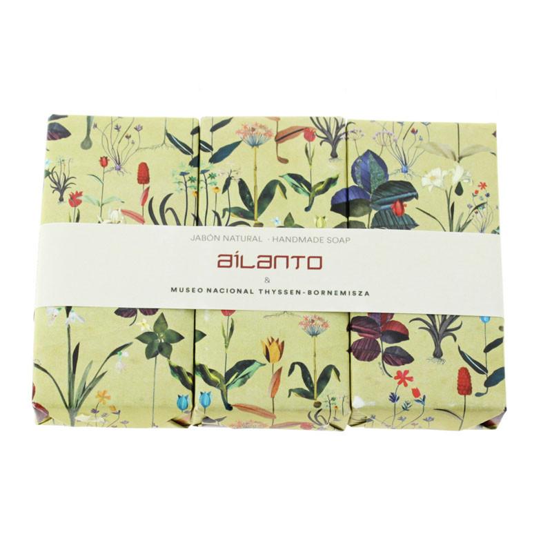 Carpaccio-Ailanto Set of Soap