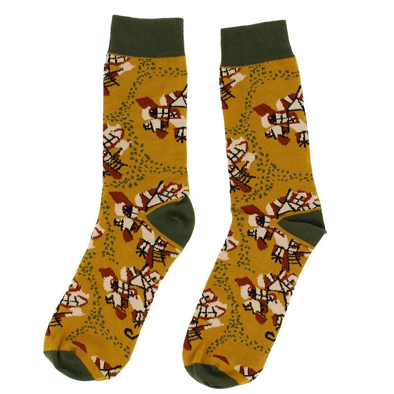 Socks Klee Revolving House