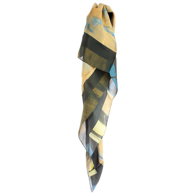 Beckmann Quappi Silk Scarf