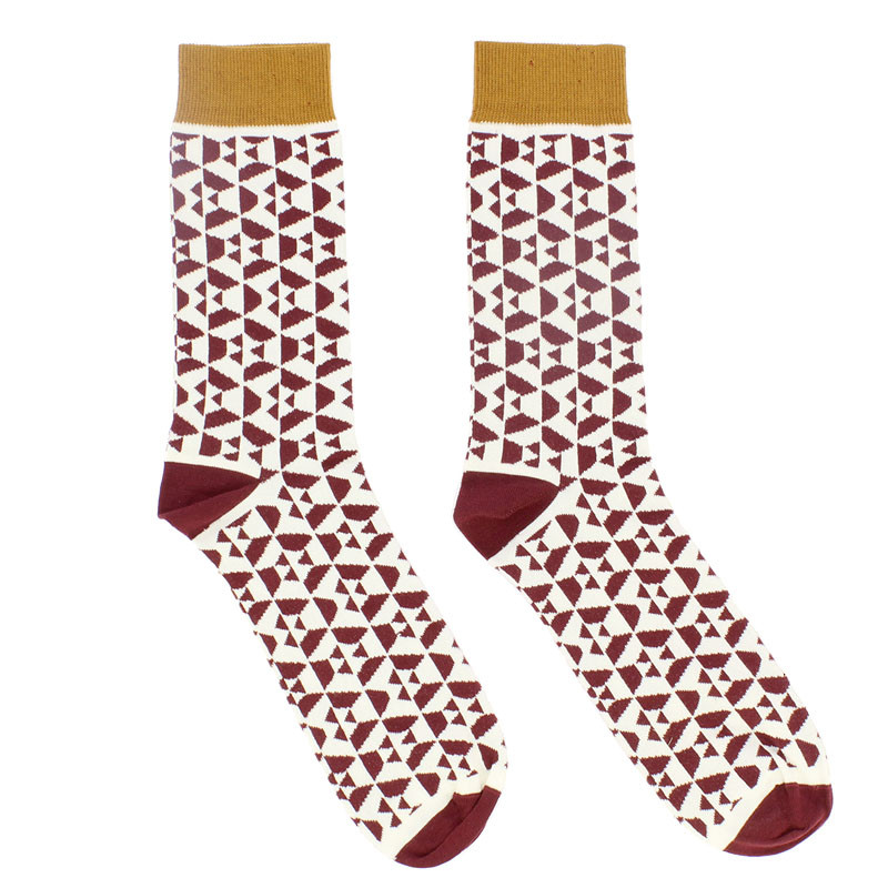 Balthus Geometric Socks