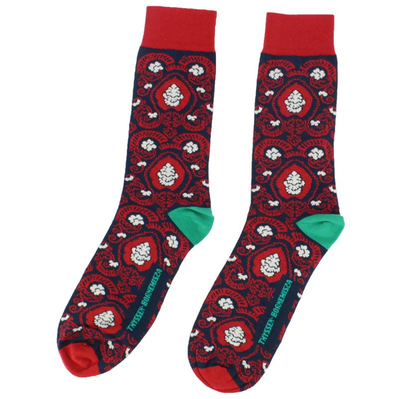 Saint Casilda Socks