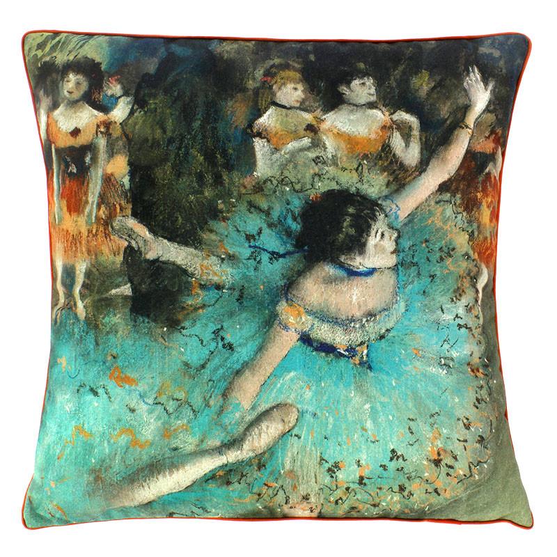 Cushion Sleeve Swaying Dancer by Degas