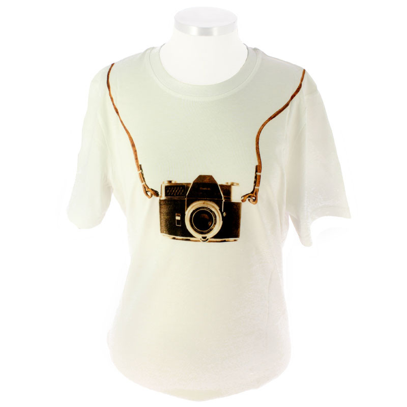 The Impressionists and Photography Camera T-Shirt