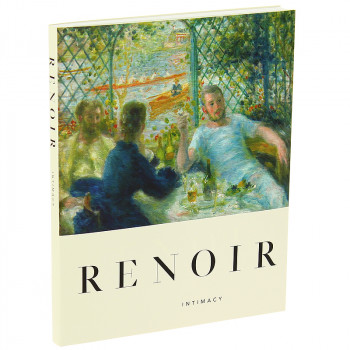 """Catalogue for the exhibition """"Renoir. Intimacy"""" (English. Paperback)"""