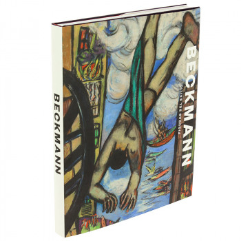 Max Beckmann, figuras del exílio. Exhibition catalogue. Hardcover. Spanish.