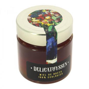 Ecologic certified heather honey
