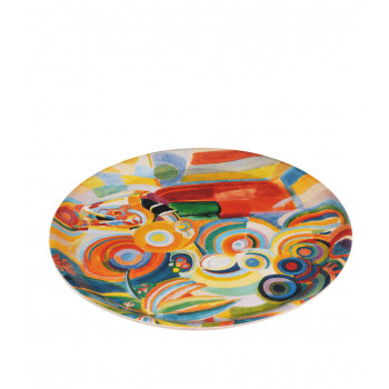 Tray Robert Delaunay