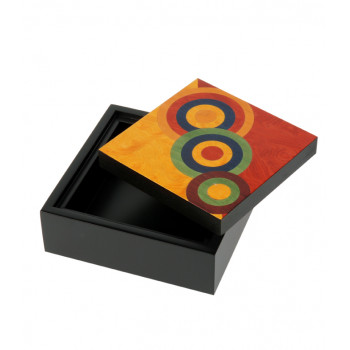 Wooden Box Robert Delaunay