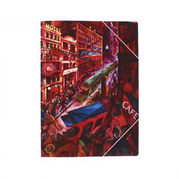 Metropolis Grosz Folder