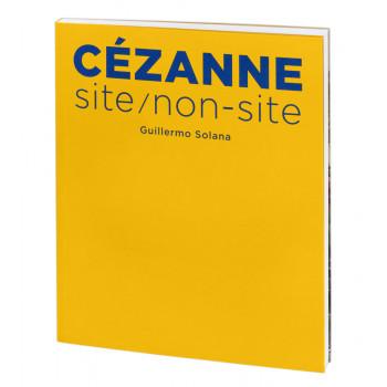 Catalogue of the Exhibition Cézanne site/non-site (Spanish)