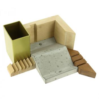 Desktop set: Lissitzky Proun 1 C