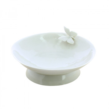 Yukiko Porcelan Plate Butterfly