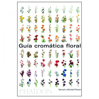 Guía cromática floral