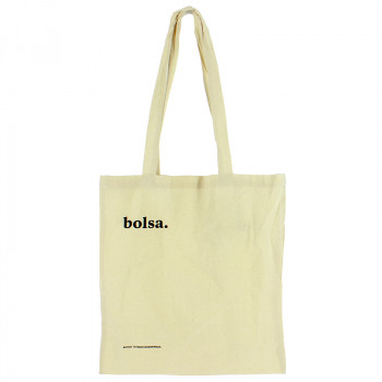 Cotton bag Bolsa.
